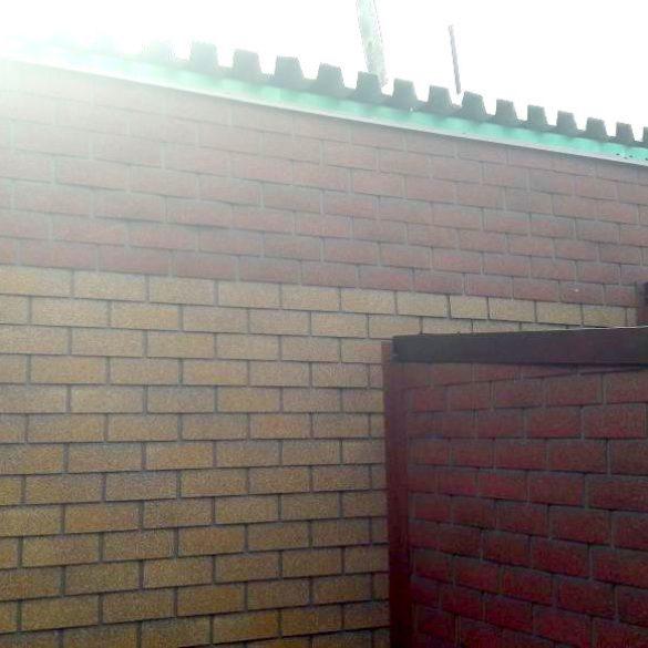 Фасад До и После